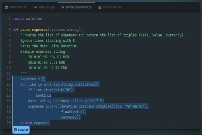 Apr�s quelques jours de test, plusieurs d�veloppeurs livrent leur sentiment sur l'assistant de codage Copilot de GitHub. (Cr�dit Photo: DR)