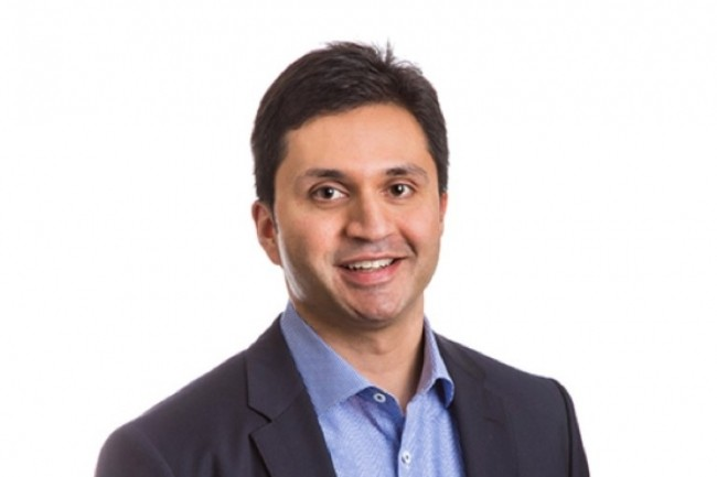Sanjay Beri est le fondateur et CEO de Netskope depuis sa cr�ation en 2012. (cr�dit : Netskope)