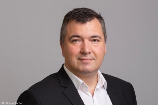 Jérôme Étienne est le nouveau RSSI groupe du Groupe Rocher.