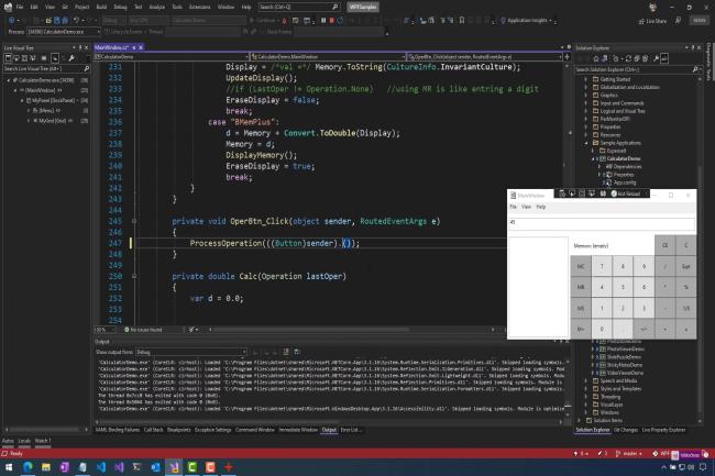 Plusieurs fonctionnalités sont annoncées à dans la preview 2 de Visual Studio 2022. (Crédit Photo: Microsoft)