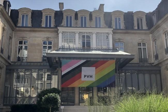 La firme am�ricaine PVH regroupe 9 marques pr�sentes dans une quarantaine de pays. (Cr�dit : PVH)