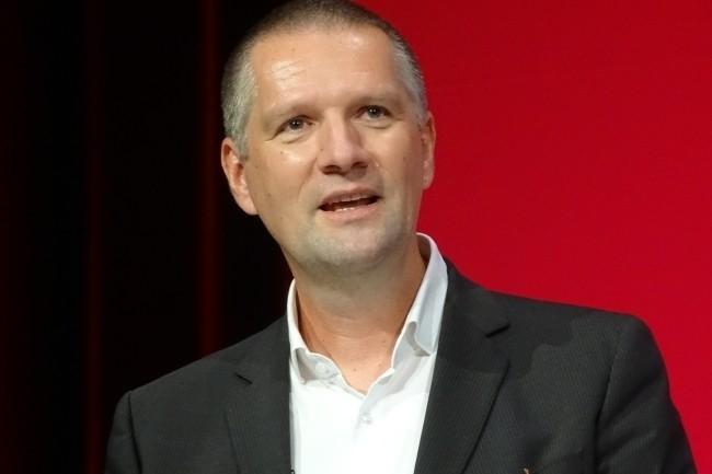 Guillaume Poupard, directeur général de l'Anssi, a alerté hier sur une série de cyberattaques ciblant la France. (Crédit : Jacques Cheminat)