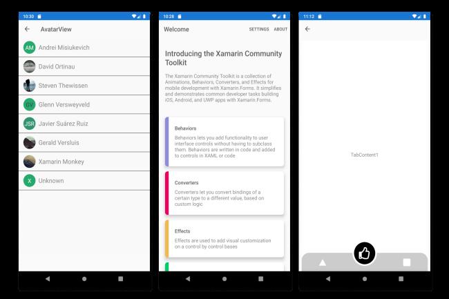 Microsoft va mettre � jour Xamarin Community Toolkit jusqu'en novembre 2022. Une p�riode de transition pour basculer sur la plateforme .Net Maui. (Cr�dit Photo: Microsoft)
