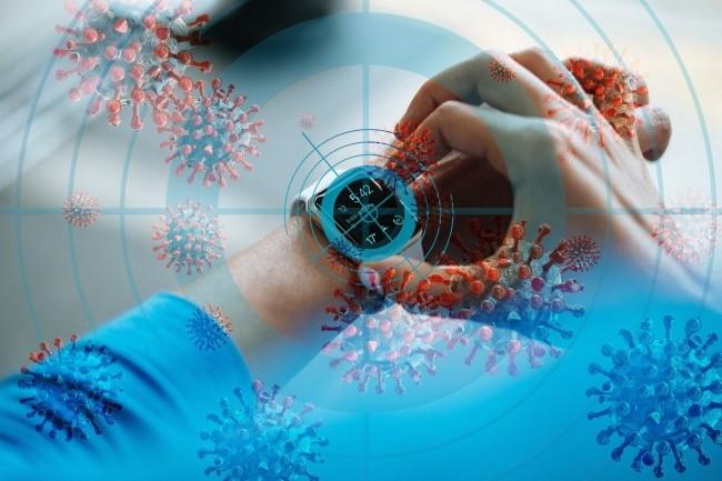 Les montres connectées, une aide pour gérer le Covid long
