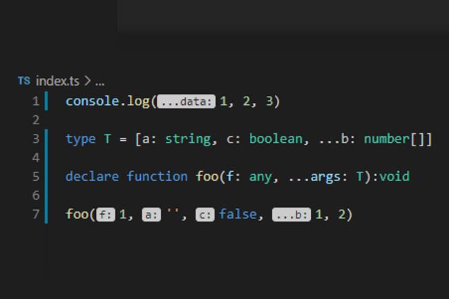 La version 4.4 de TypeScript est encore en version beta et devrait �tre disponible pour tous � la fin ao�t. (Cr�dit Photo: Microsoft)