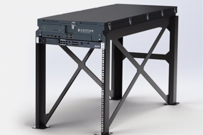 Les chassis Kul d'Iceotope vont accueillir des lames serveurs HPE refroidies par immersion. (Cr�dit Iceotope)