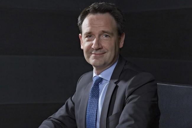 St�phane Michel, directeur g�n�ral Gas, Renewables & Power (GRP) et membre du comit� ex�cutif de Total. (cr�dit : TotalEnergies)