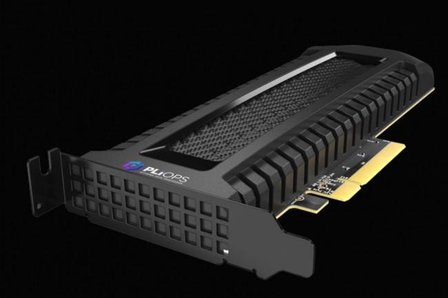 D'apr�s Pliops sa carte XDP permet de r�duire jusqu'� 5 fois les co�ts d'infrastructure d�un datacenter. (cr�dit : Pilops)