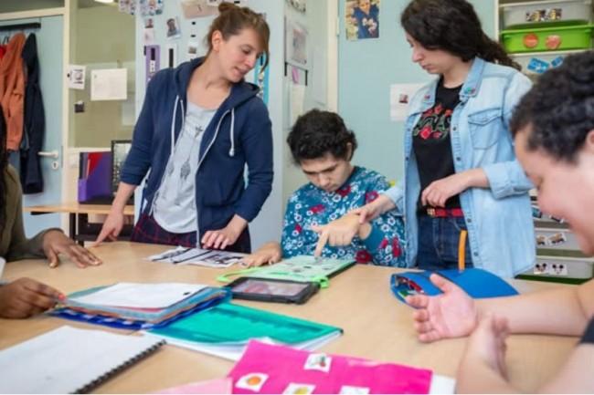 La fondation Orange veut renforcer l'utilisation des technologies aupr�s des personnes autistes. (Cr�dit photo: fondation Orange)