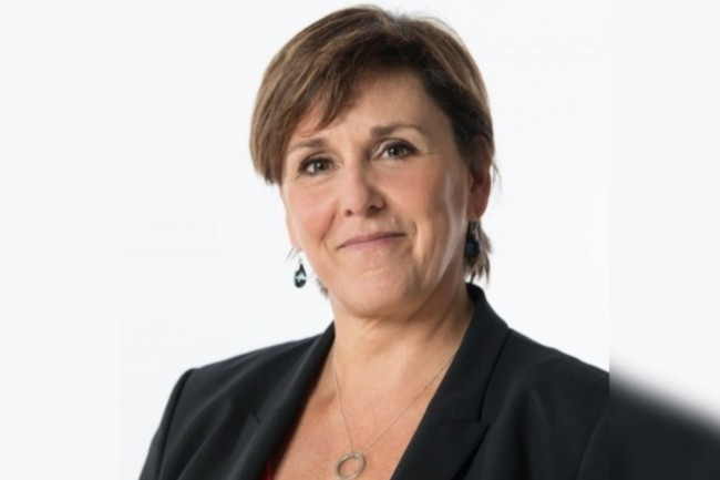 Kim Beddard-Fontaine, directrice groupe � la communication interne, digitale et sur la responsabilit� soci�tale chez Sodexo, a pr�f�r� recourir aux cadres exp�riment�s plut�t qu�aux Millenials pour le programme d�ambassadeurs. (Cr�dit : D.R.)