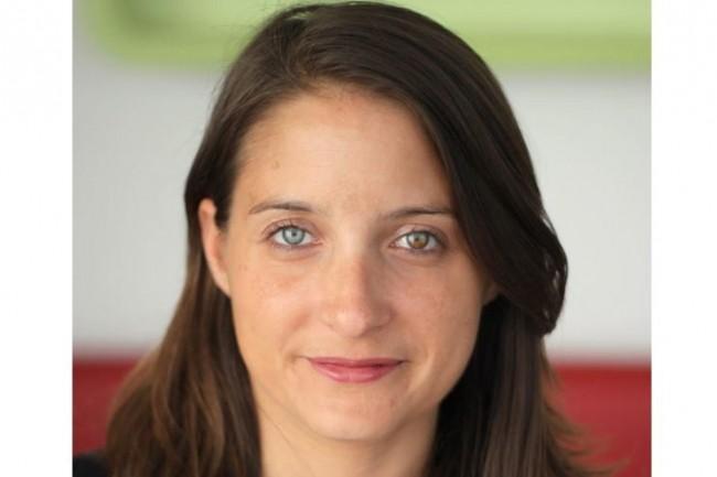 Gimena Diaz, vice-pr�sidente Europe du Sud Moyen-Orient et Afrique chez Onfido dirige le site parisien de l'entreprise depuis 2019. (Cr�dit photo: Onfido)