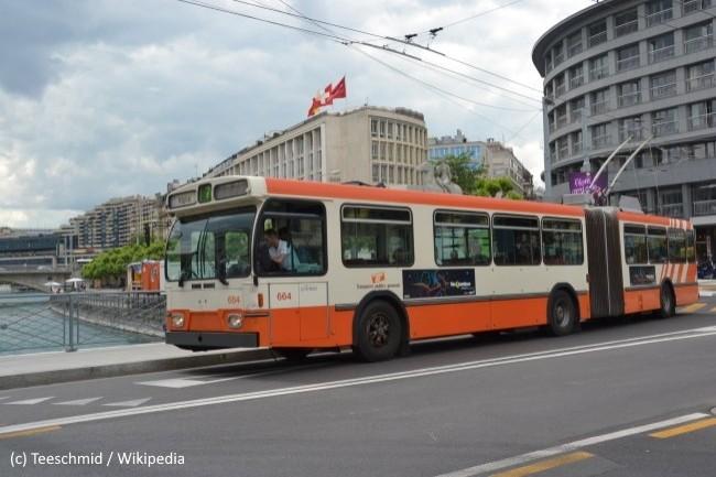 TPG (Transports Publics Genevois) doit associer � ses services des outils digitaux avec une forte disponibilit�.