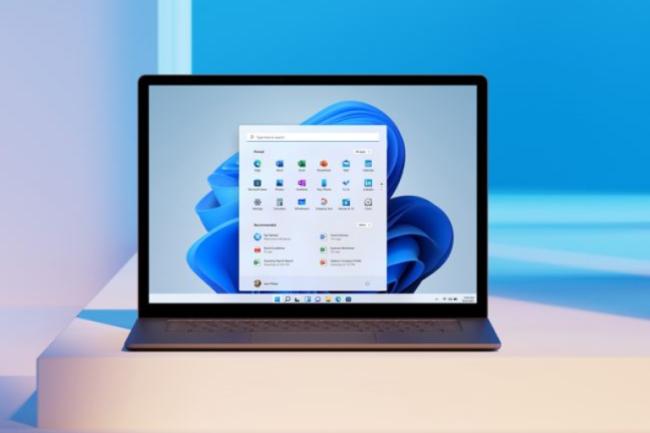 La sortie officielle de Windows 11 est pr�vue le 5 octobre 2021. (Cr�dit Photo: Microsoft)