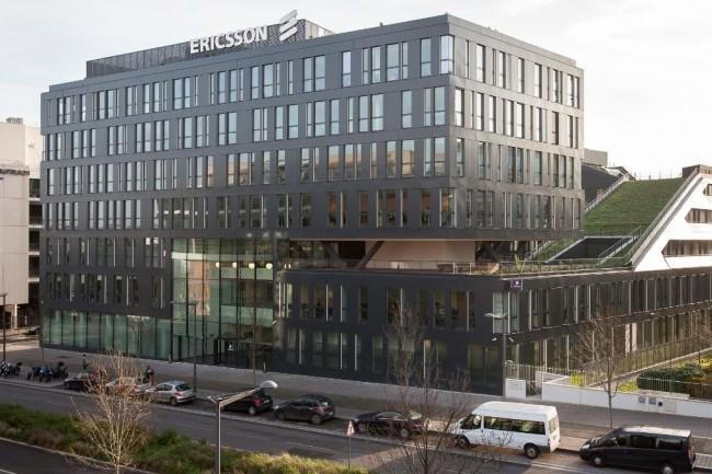 L��quipe de d�veloppement logiciels du centre de R & D d'Ericsson � Massy intervient dans les processus de gestion du cycle de vie de solutions telles que la 5G; (Cr�dit photo: Ericsson)
