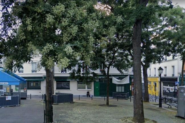 La Place Sainte Marthe est au coeur du quartier populaire et historiquement ouvrier de Belleville. (Cr�dit : Google Maps)