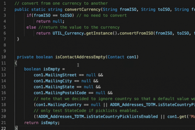 CodeT5 est d�ploy� pour fournir une assistance aux d�veloppeurs dans leur travail de codage (Cr�dit : Salesforce)