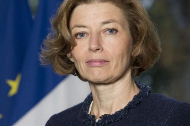 La ministre des Arm�es Florence Parly veut soutenir les missions de renseignement, de protection, de d�fense et d�action dans le cyberespace. (Cr�dit photo: minist�re des Arm�es)