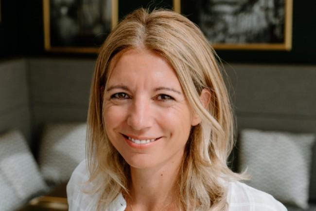 Sophie Yannicopoulos prend la t�te d'Adobe France. (Cr�dit : Adobe)