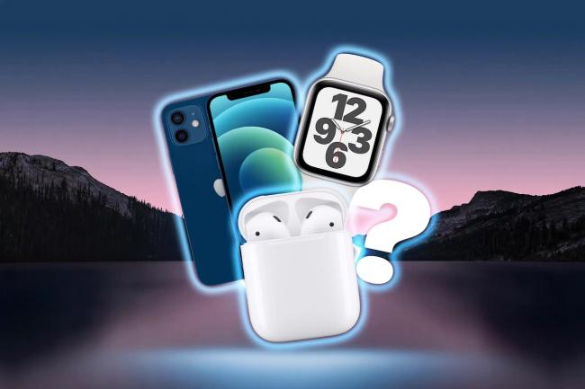Comme chaque rentr�e depuis 2007, Apple a pr�par� une salve de produits et solutions autour de sa plateforme mobile. (Cr�dit IDG)