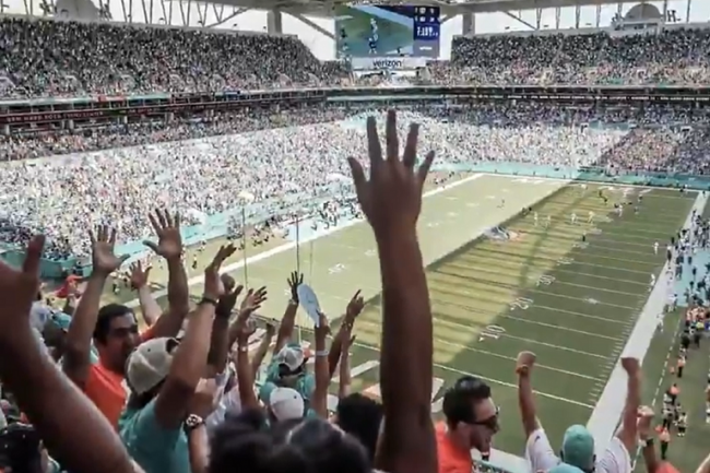 La National Football League conclut un contrat 5G � 1 milliard de dollars avec Verizon. (Cr�dit : Verizon)