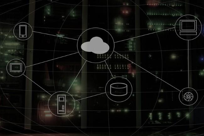 Selon IDC, les d�penses en services cloud devraient atteindre 1300 Md$ d'ici 2025. (Cr�dit Photo: Wynpt/Pixabay)