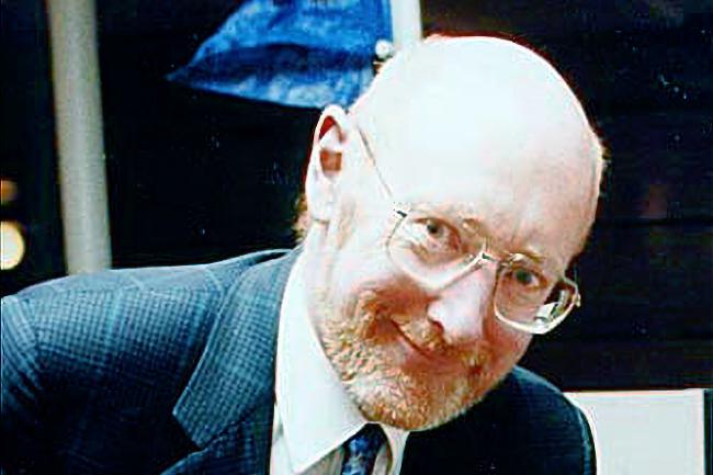 A l'origine des c�l�bres ZX dans les ann�es 80, l'entrepreneur britannique Clive Sinclair est d�c�d� le 16 septembre � l'�ge de 81 ans. (Cr�dit Adrian Pingstone)