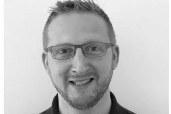 La plateforme Anywr.io pr�sent�e par Mehdi Bekkai, vice-pr�sident du marketing et des produits de Cooptalis vise � r�soudre les difficult�s li�es � l�employabilit� dans l'IT. (Cr�dit photo:Cooptalis)