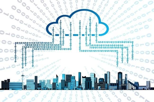 Les revenus des services d'infrastructures cloud en Europe ont totalis� plus de 26 milliards d'euros. (Cr�dit : Gerd Altmann, Pixabay)