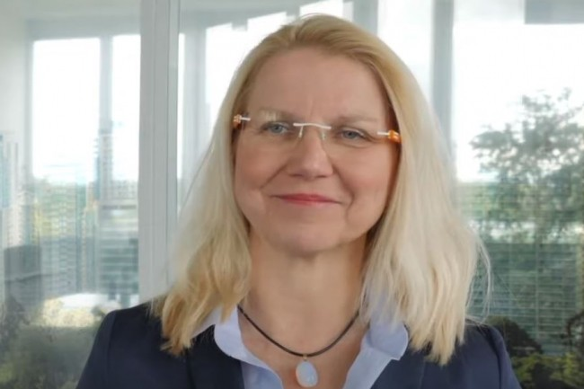 � Cette coop�ration permet d'amener l'approche zero trust dans les usines �, a expliqu� Hanna Henig, CIO de Siemens AG � propos du partenariat entre son entreprise et Zscaler. (cr�dit : Siemens)