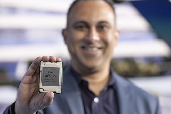 Pour conter ses concurrents, Intel a consid�rablement �toff� sa gamme processeurs. (Cr�dit Intel)