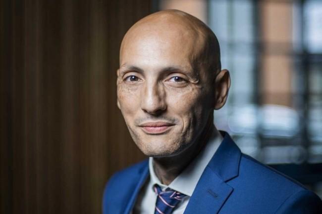 Samir Amellal, responsable des donn�es chez La Redoute, participait au salon Big Data pour l'�dition 2021. (Cr�dit : La Redoute)
