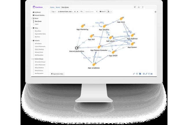 Guardicore propose une solution de micro-segmentation pour prot�ger les applications sur site et dans le cloud. (Cr�dit Photo: Guardicore)
