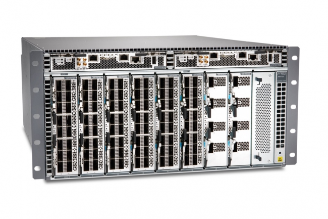 Pour accompagner les entreprises pr�parant leur passage au 400G, Juniper commercialise le switch QFX5700. (Cr�dit Juniper)
