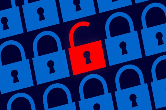 Le ransomware Conti redouble d'efforts pour obtenir des privil�ges et acc�der aux sauvegardes Veeam et les d�truire. (cr�dit : methodshop / Pixabay)