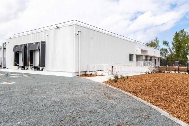 Bas� � Bordeaux, en France, il s'agit du premier datacenter r�gional d'Equinix. (Cr�dit photo: Equinix)