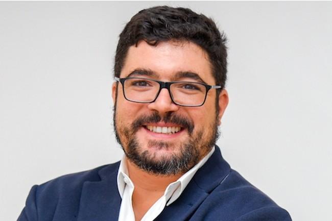 Yacine Kherbane a rejoint Nutanix il y 7 ans, au poste de responsable marketing Europe du Sud, Moyen-Orient, Turquie et Isra�l. Cr�dit photo : Nutanix