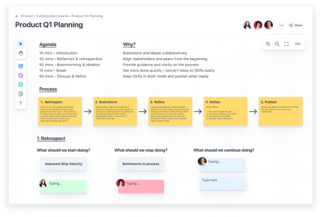 La solution de planification et d'ex�cution des t�ches d'Ally.io va devenir un module de la plateforme Viva de Microsoft. (Cr�dit Photo: Ally.io)