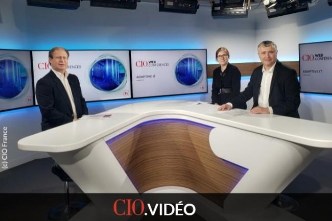 De gauche � droite : Jacques Cheminat (r�dacteur en chef, Le Monde Informatique), Aur�lie Chandeze (r�dactrice en chef adjointe, CIO) et Bertrand Lemaire (r�dacteur en chef, CIO).