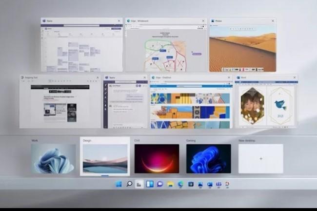 Microsoft �bauche un patch�Ryzen�pour Windows 11��