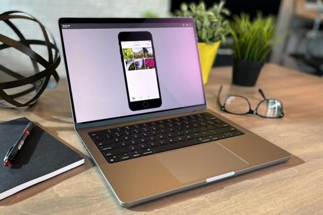 Test Apple MacBook Pro 14 : un M1 Pro pour un r�sultat surprenant (1ere partie)