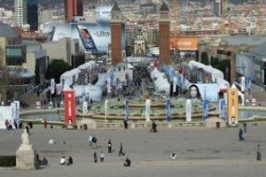 3GSM Barcelone: l'industrie du mobile fait son show annuel