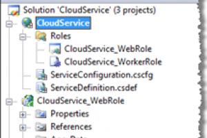 PDC 2008 :  Microsoft d�voile Azure, son offre de 'cloud computing'