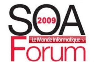 Participer au 4ème SOA Forum sur l'agilité du système d'information