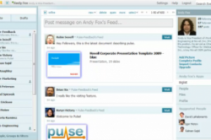 L'outil collaboratif Novell Pulse Enterprise 2.0 passe en b�ta