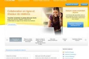 LotusLive d'IBM s'enrichit avec SalesForce.com, Skype et UPS