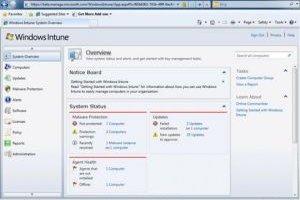 Microsoft se penche sur l'administration du cloud