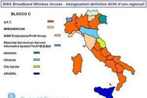Le WiMax ne fait pas recette en Italie