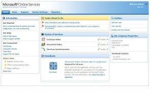 Microsoft pousse Exchange dans le cloud vers les grands comptes