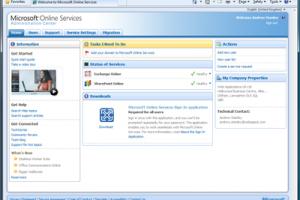 L'offre BPOS de Microsoft arrive dans le portefeuille de STS Group