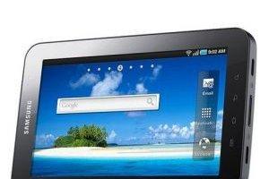 Les opérateurs mobiles misent sur la Galaxy Tab de Samsung